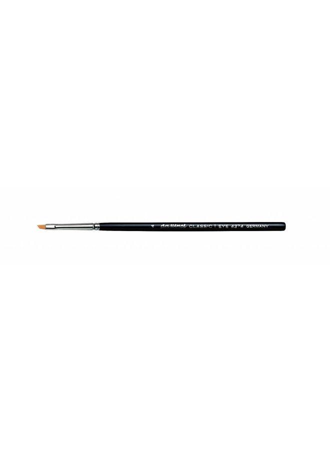 Classic Liner Brush Angled & Fine 4374-4