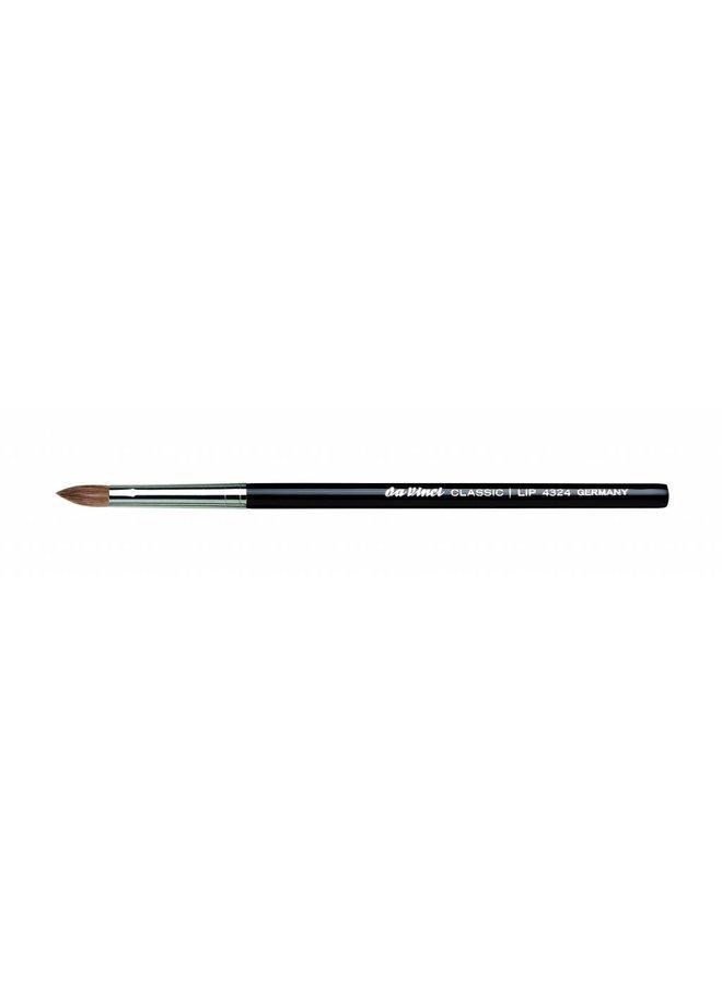 Classic Lip Brush Angled & Oval 4324