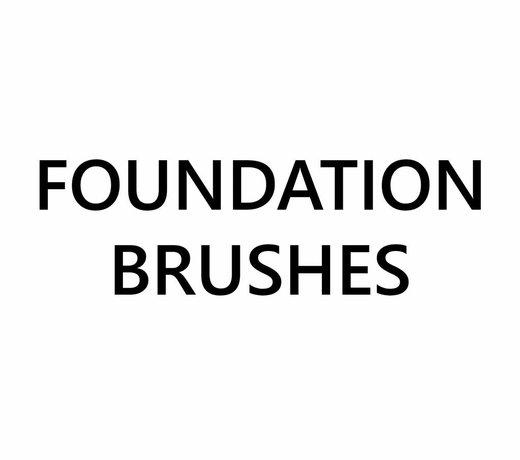 Foundation Brushes