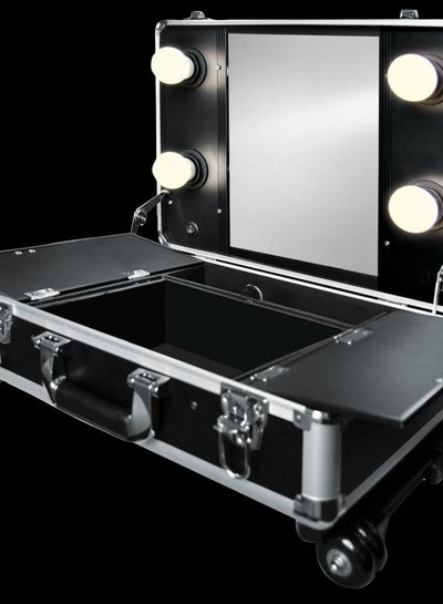 Nee Professional Suitcase with Lights