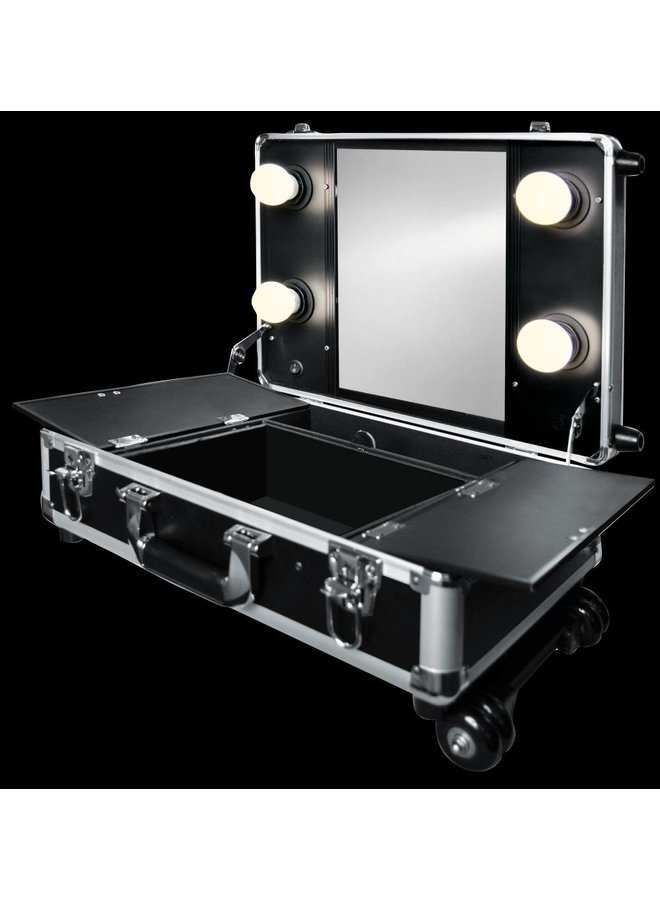Professional Suitcase with Lights