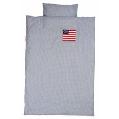 Taftan Taftan dekbedovertrek Amerikaanse vlag