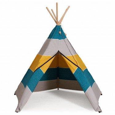 Roommate Roommare HippieTipi tent Polar Grey