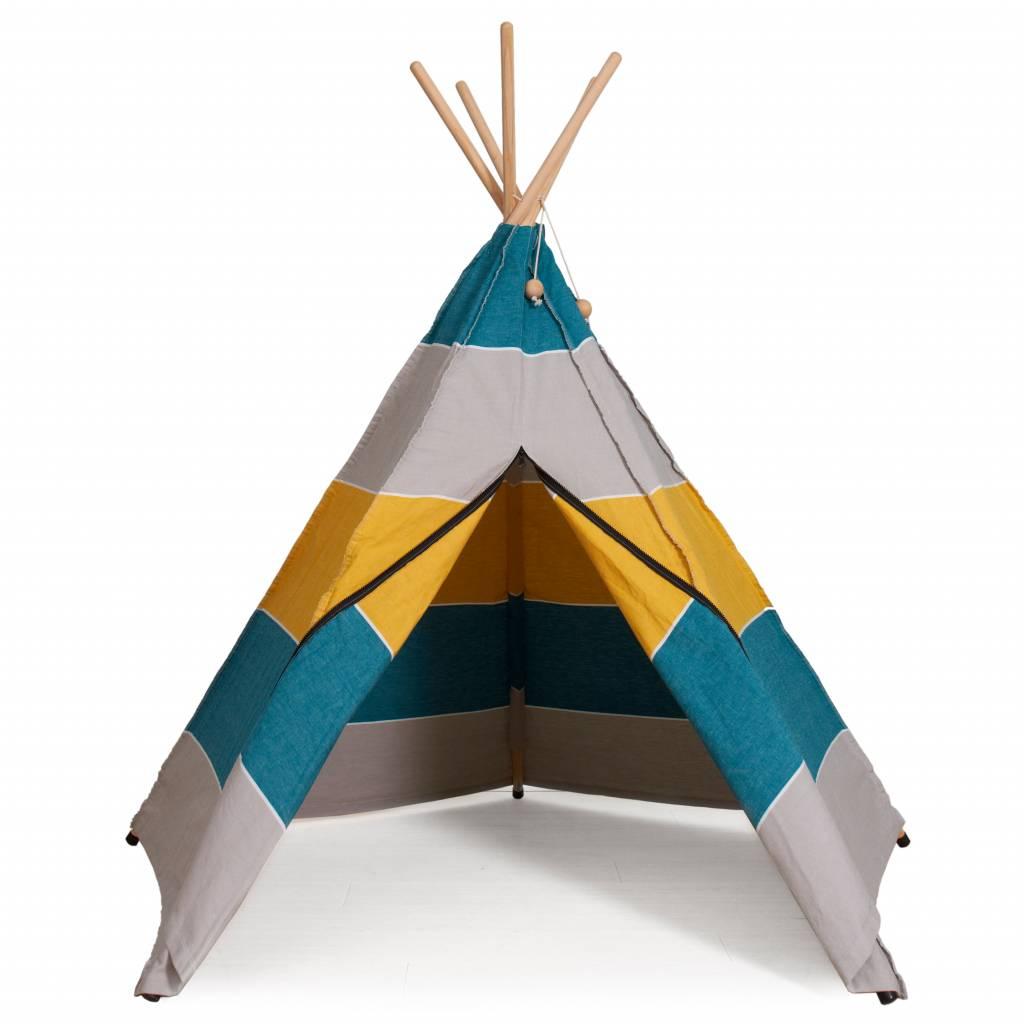 Roommate Roommate HippieTipi tent Polar Grey