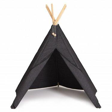 Roommate Roommare Hippie Tipi tent zwart
