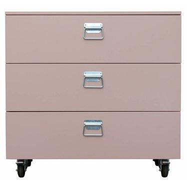 Bedhuisje Mooie commode van Bedhuisje in de kleur Pioen Roze