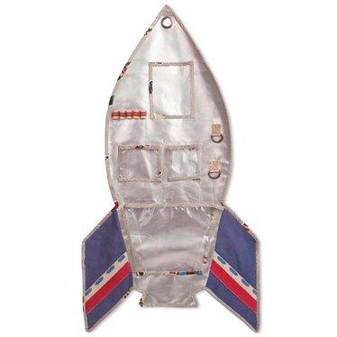 Colorique Stoere Colorique Apollo wandopbergzak raket