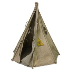 Colorique Colorique Explore tipi tent vintage canvas