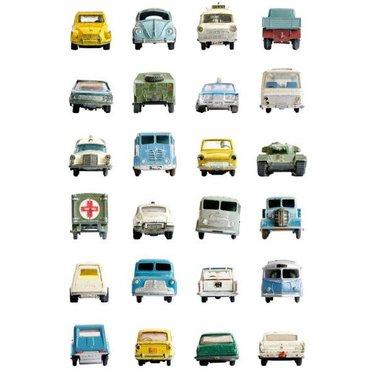 Studio Ditte Auto behang - Speelgoed van Studio Ditte