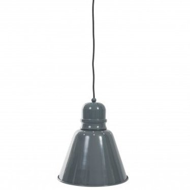 Sebra Leuke Metalen Hanglamp XL Grijs van Sebra