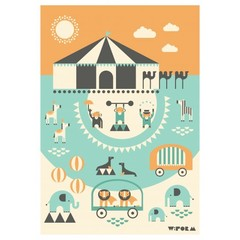 W:Form Poster Circus A3
