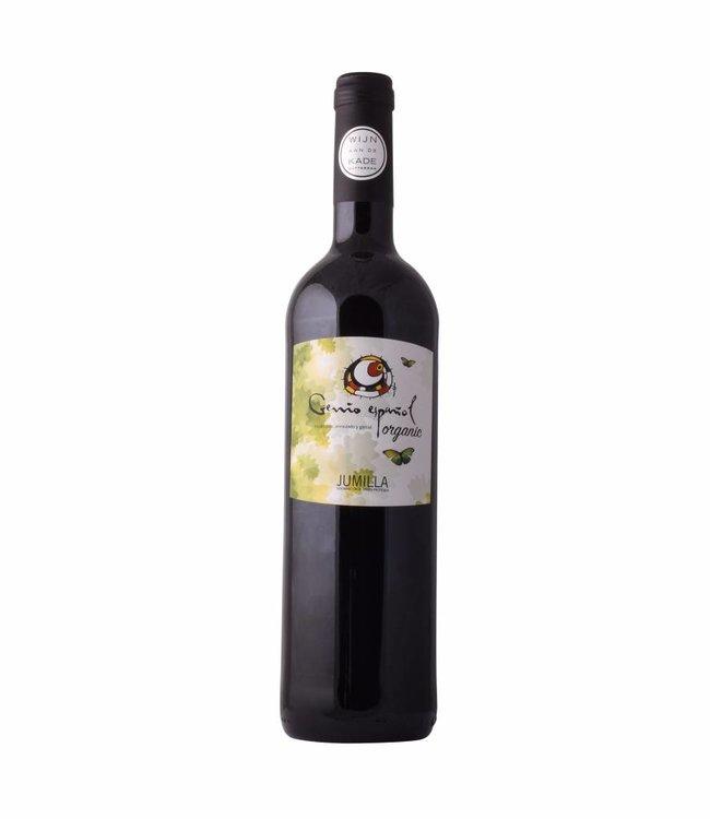 Bodegas Alceño 'Genio' Monastrell Organic 2016