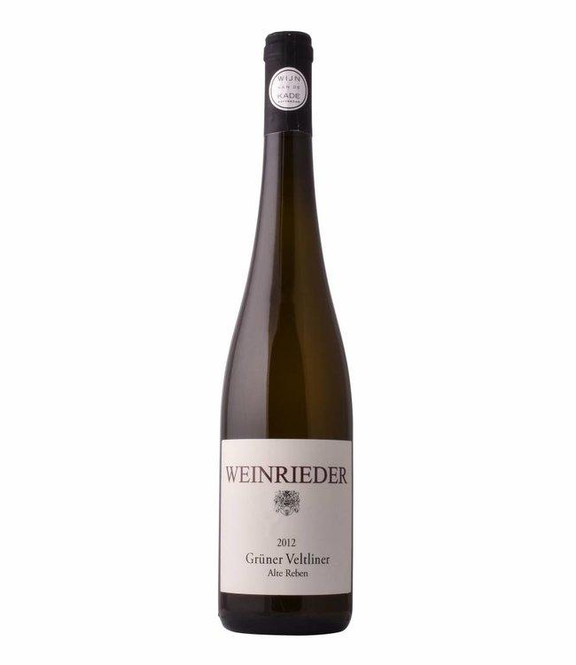 Weinrieder Grüner Veltliner Alte Reben 2018, Weinrieder
