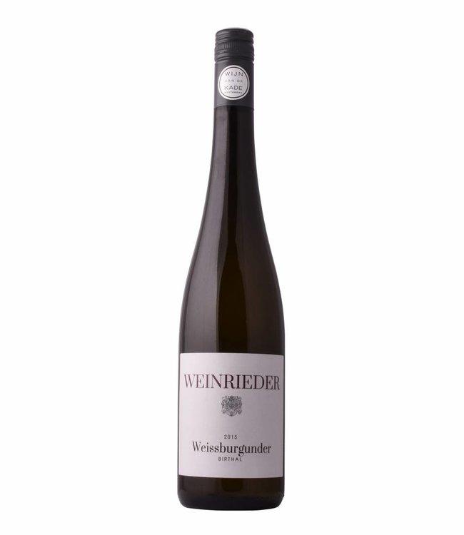 Weinrieder Weissburgunder Birthal 2018, Weinrieder
