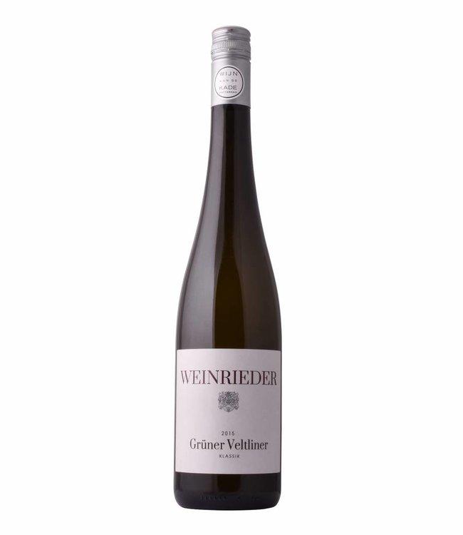 Weinrieder Grüner Veltliner Klassik 2019, Weinrieder