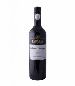 Bergsig Estate Cabernet Sauvignon 2014, Bergsig Estate