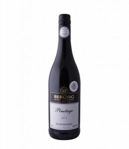 Bergsig Estate Pinotage 2016, Bergsig Estate