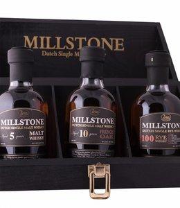 Zuidam Millstone Geschenkkist Single Malt (3 x 200ml), Zuidam Distillers