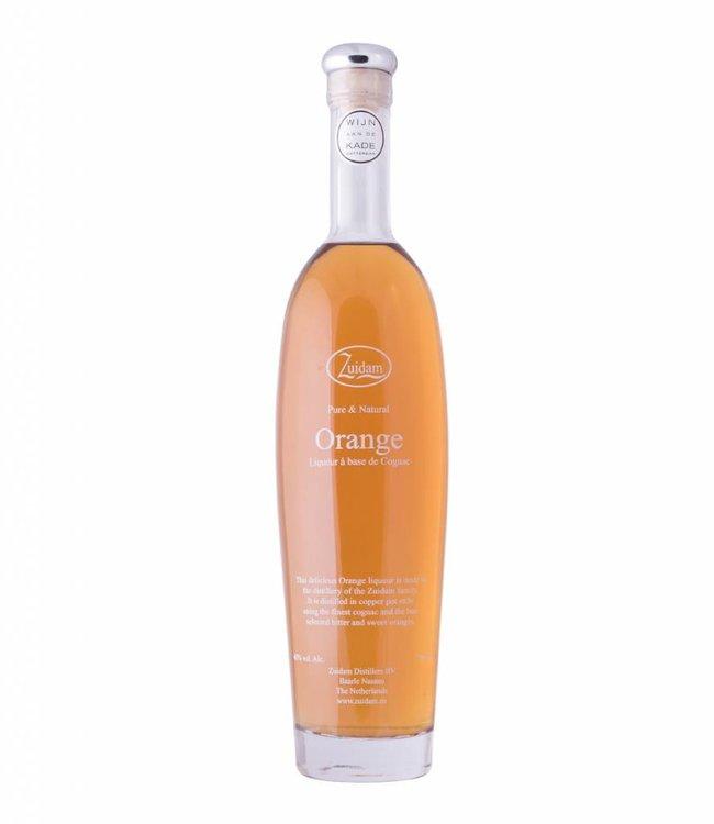 Zuidam Pure & Natural Orange à base de Cognac, Zuidam Distillers