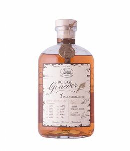 Zuidam Rogge Jenever 1 Jaar Vatgelagerd, Zuidam Distillers