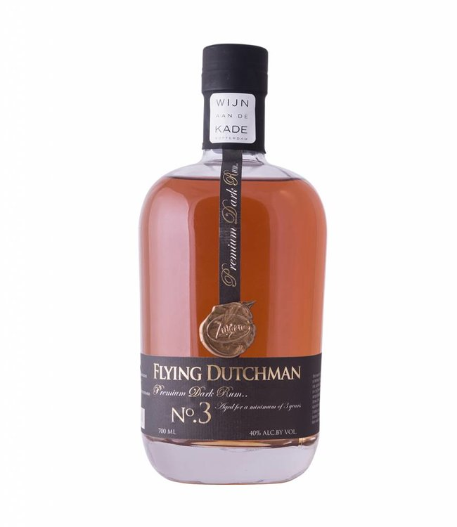 Zuidam Flying Dutchman Premium Rum Nº3, Zuidam Distillers