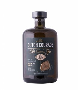 Zuidam Dutch Courage Old Tom's Gin, Zuidam Distillers