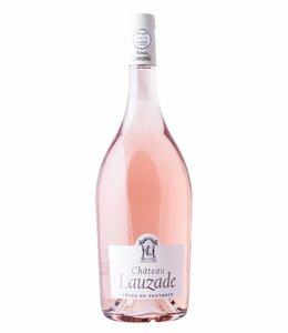 Château Lauzade Rose Jeroboam 2017