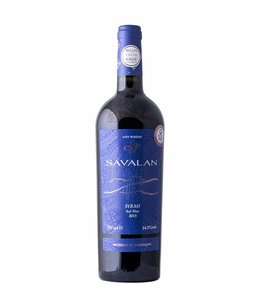 Aspi Winery Savalan Syrah 2015, Aspi Winery