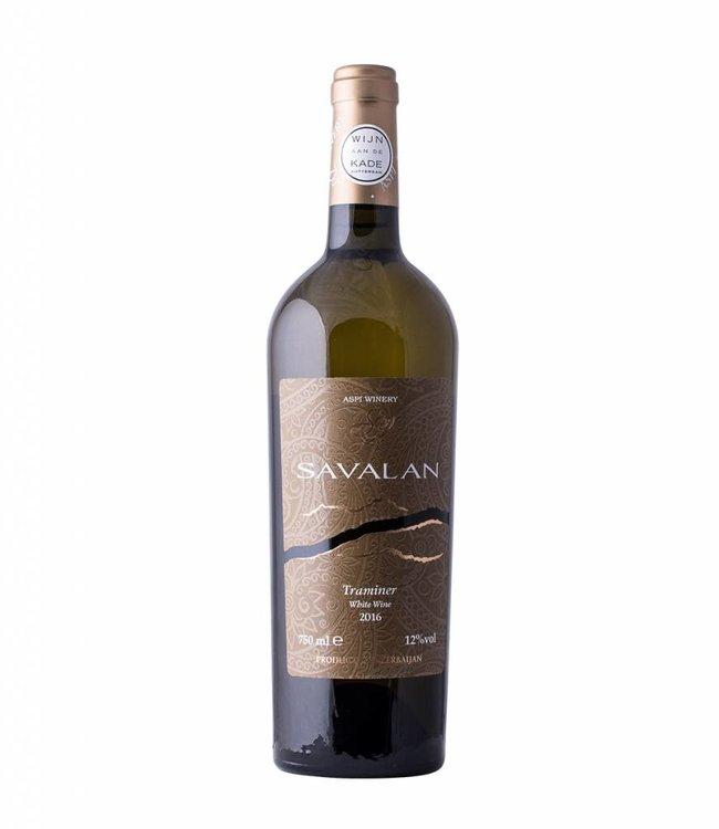 Aspi Winery 'Savalan' Traminer 2018