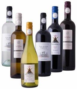 Proefdoos - Wijnen onder de €7