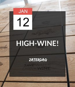12 JAN - High-wine!