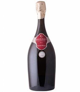 Champagne Gosset Grande Reserve Brut Magnum (150cl.)
