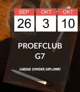 Proefclub G7!