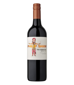 Philip Shaw Merlot 'The Conductor' 2015
