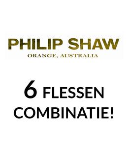 Philip Shaw 6 flessen