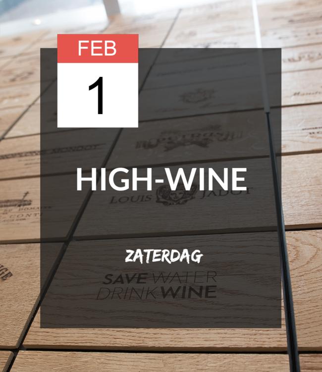 1 FEB - High-wine!