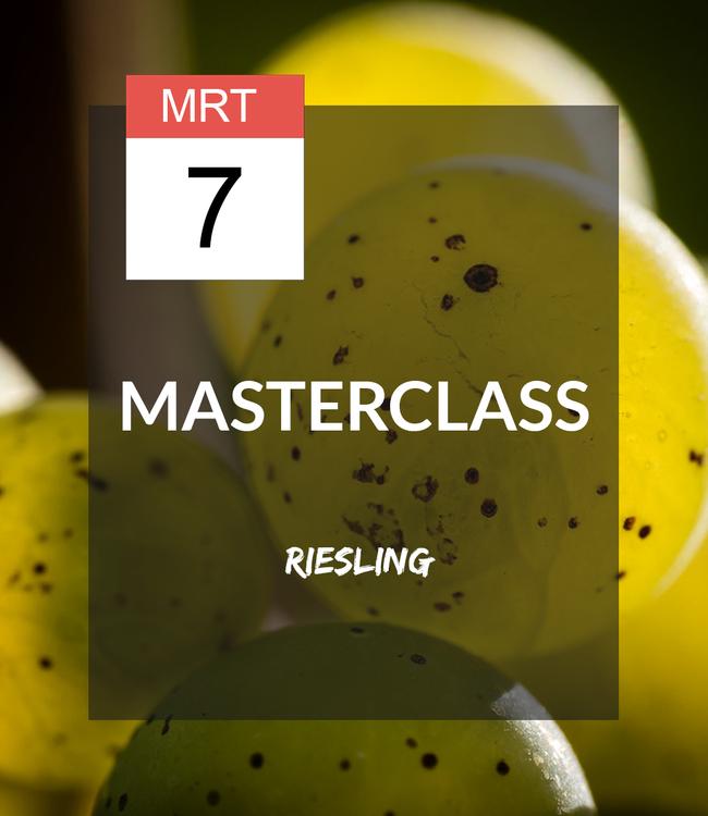 7 MRT - Masterclass Riesling