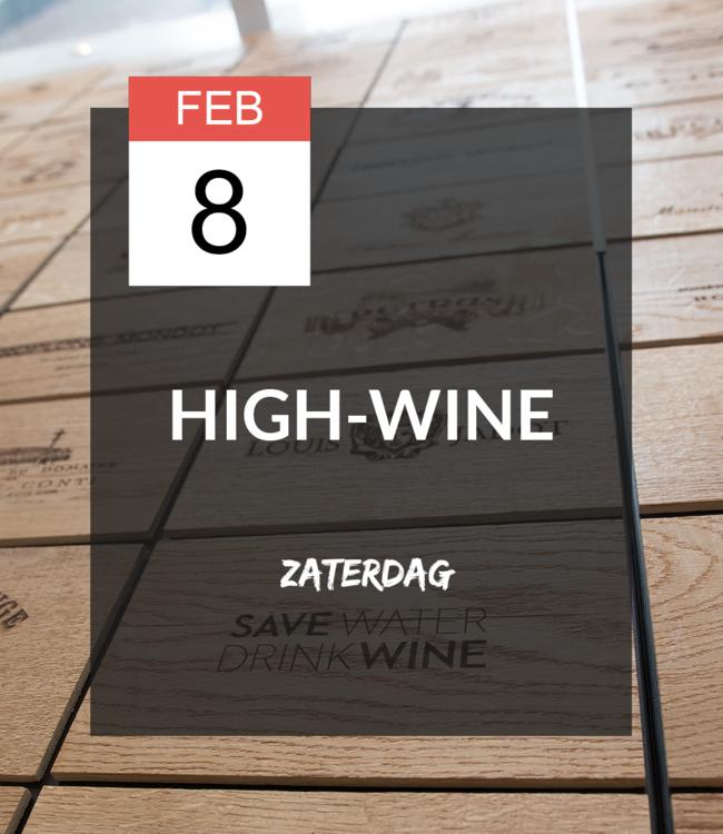 8 FEB - High-wine!