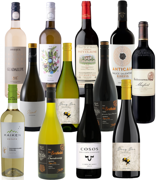 Wijnen < 10 euro
