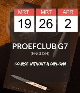 Proefclub G7 (ENGLISH)