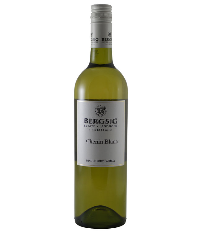 Bergsig Estate Chenin Blanc 2019/2020, Bergsig Estate
