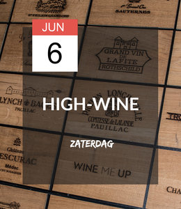 6 JUN - High-wine!