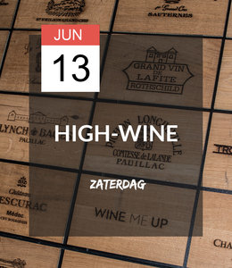 13 JUN - High-wine!