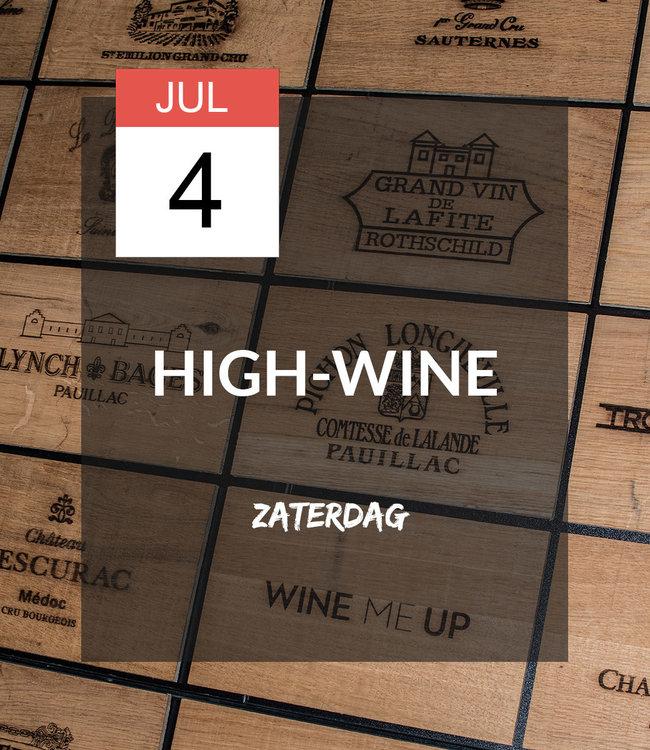 4 JUL - High-wine!