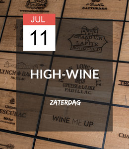 11 JUL - High-wine!