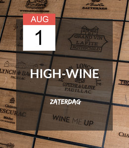 1 AUG - High-wine!
