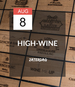 8 AUG - High-wine!