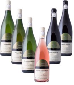 Domein de Wijngaardsberg Proefdoos NL wijn