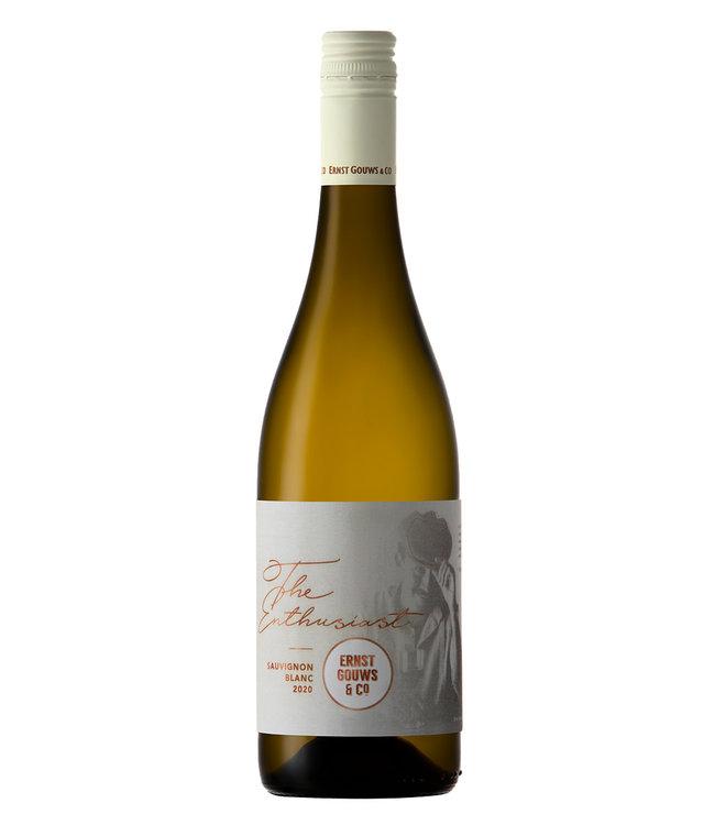 Ernst Gouws The Enthusiast Sauvignon Blanc 2020, Ernst Gouws