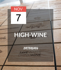 7 NOV - High-wine!